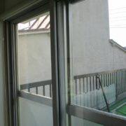 内窓の二重サッシのリフォーム
