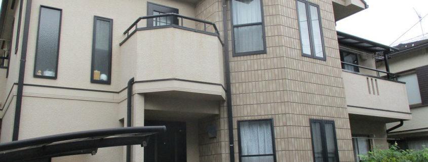 外壁・屋根・バルコニーの現場調査
