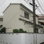 外壁塗装前の現場調査