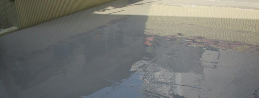 ベランダバルコニーの防水工事後